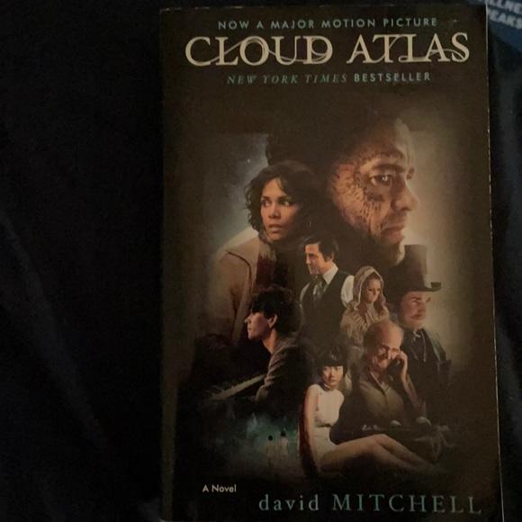 A novel by David Mitchell